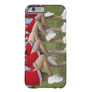 Low Section View of a Group of Cheerleaders Barely There iPhone 6 Case