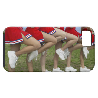 Low Section View of a Group of Cheerleaders iPhone SE/5/5s Case