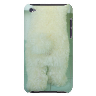 Low section view of a miniature poodle iPod Case-Mate cases