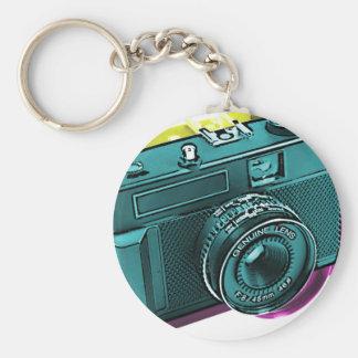 Low Tech Camera Keychain