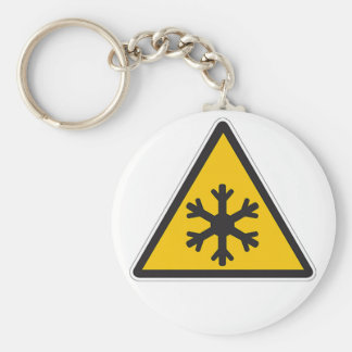 Low Temperature Sign Key Chains