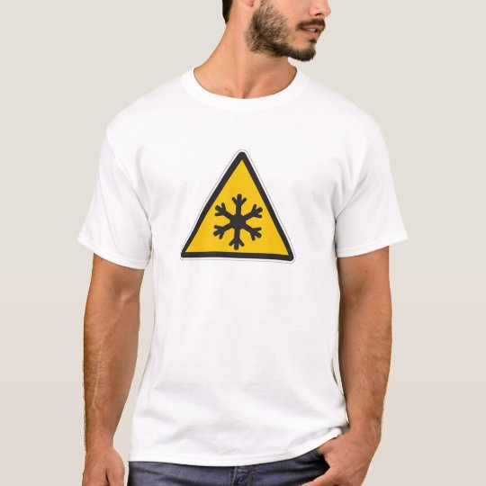 Low Temperature Sign T-Shirt