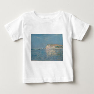 Low Tide at Pourville (1882) Baby T-Shirt