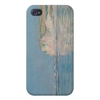Low Tide at Pourville 1882 iPhone 4 Cover