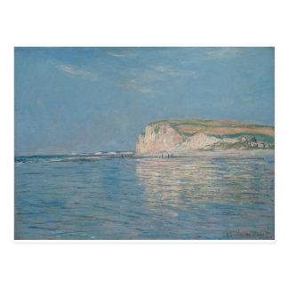 Low Tide at Pourville (1882) Postcard
