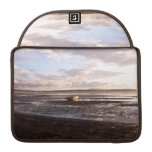 LOW TIDE AT SUNSET MacBook PRO SLEEVES