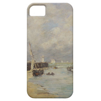Low Tide at Trouville 1895 oil on panel iPhone 5 Covers