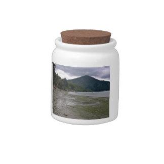 Low tide candy jars