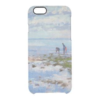 Low Tide Charmouth 2012 Clear iPhone 6/6S Case