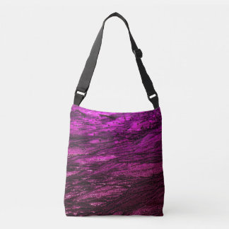 Low tide - fuchsia crossbody bag