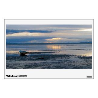 Low Tide In Birch Bay Wall Sticker