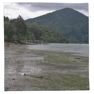 Low tide cloth napkins