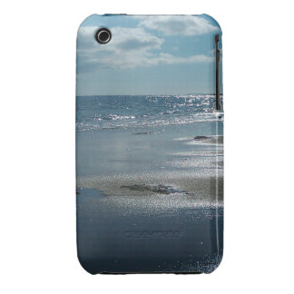 low tide on Cape Cod Case-Mate iPhone 3 Cases