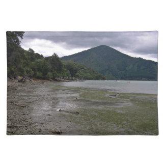 Low tide place mat