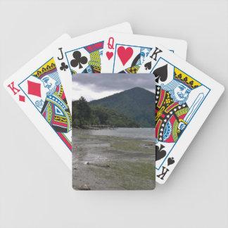 Low tide bicycle card deck