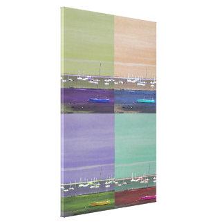 Low Tide Quad Canvas