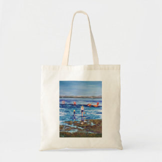 """Low Tide"" Tote Bag"
