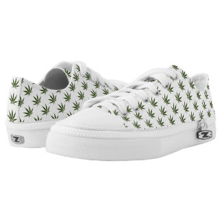 Low Top Shoes/Cannabis
