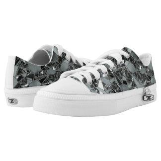 Low Top Shoes Step out of the box in a pair Printed Shoes