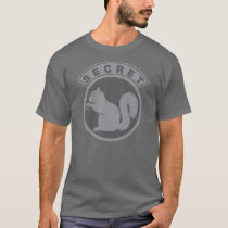 Low Viz Squirrel T-Shirt