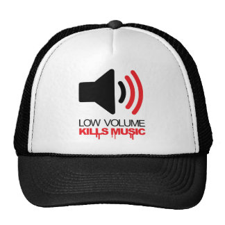 Low Volume Kills Music Cap