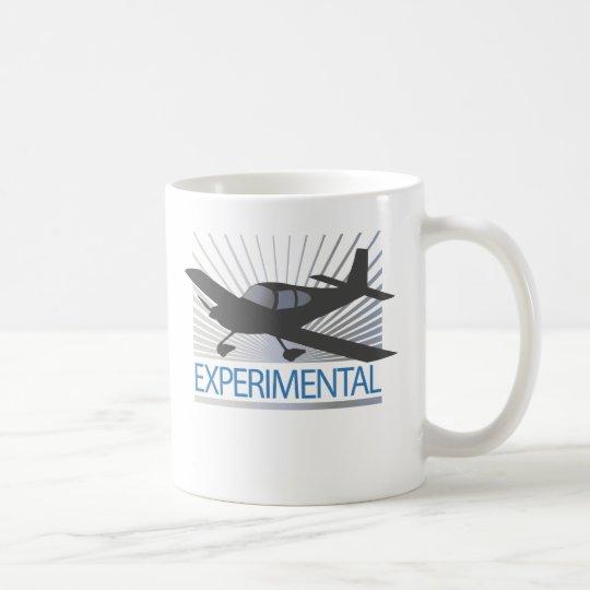 Low Wing Experimental Airplane Coffee Mug