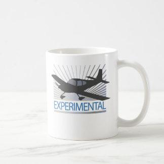 Low Wing Experimental Airplane Classic White Coffee Mug