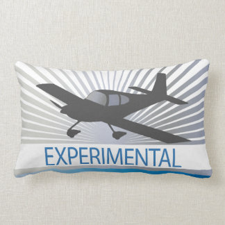 Low Wing Experimental Airplane Pillows
