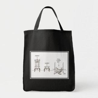 Lowboy Cartoon Bag
