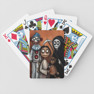 Lowbrow Goth Art Playing Cards