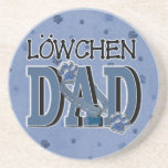 Lowchen DAD Coaster