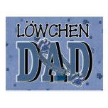 Lowchen DAD Postcard