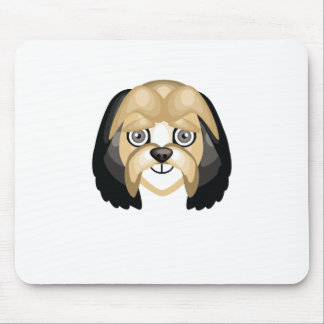 Lowchen Dog Breed - My Dog Oasis Mouse Pad