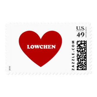 Lowchen Estampilla
