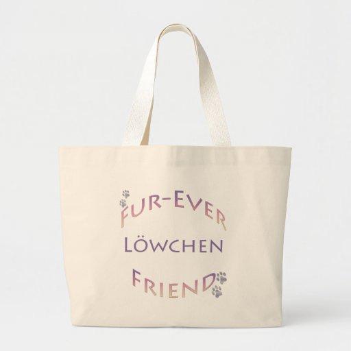 Löwchen Furever Tote Bags