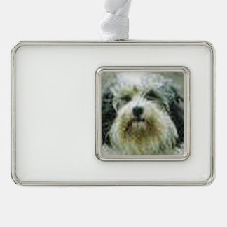 lowchen.png christmas ornament