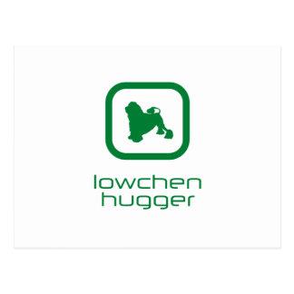 Lowchen Postcard