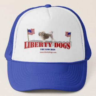 Lowchen Trucker Hat
