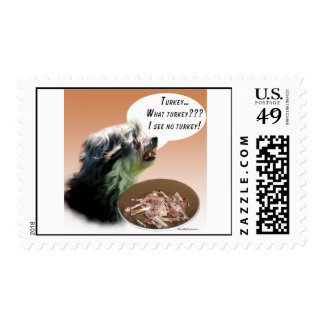 Lowchen Turkey Postage Stamp