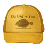 Lowcountry Flounder Gigging Hats