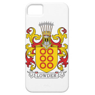 Lowder Family Crest Case For iPhone 5/5S