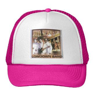 LOWDOWN BAND FEEL SO GOOD  LADIES CAP TRUCKER HAT
