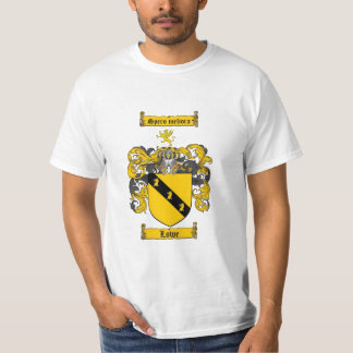 Lowe Family Crest - Lowe Coat of Arms Shirt