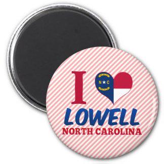 Lowell, Carolina del Norte Iman