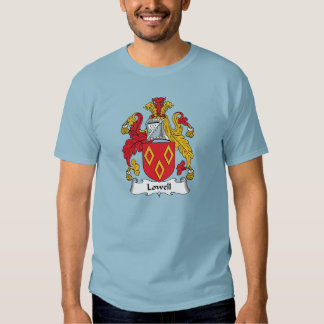 Lowell Family Crest T-shirt