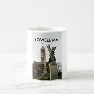 Lowell MA City Hall Coffee Mug