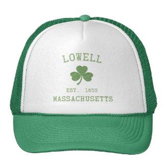 Lowell MA Hat
