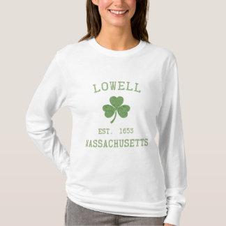 Lowell MA Womens Hoodie Shirt