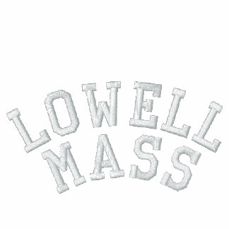 Lowell Mass Track Jacket