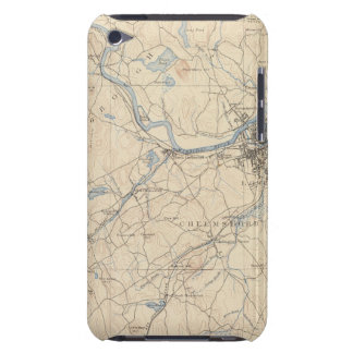 Lowell, Massachusetts Barely There iPod Cover